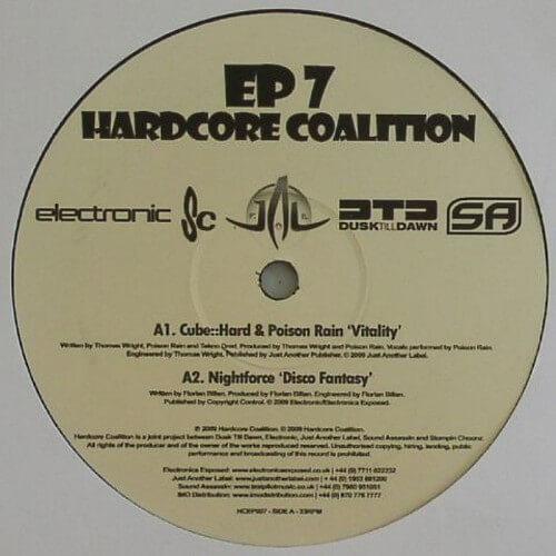 Hardcore Coalition EP 7