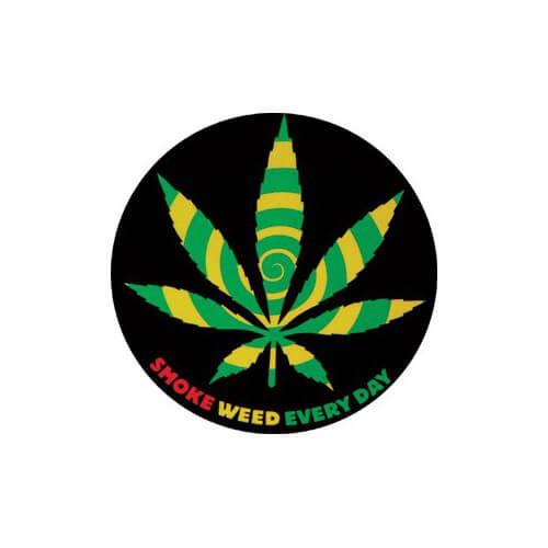 Pareja Patinadores Weed