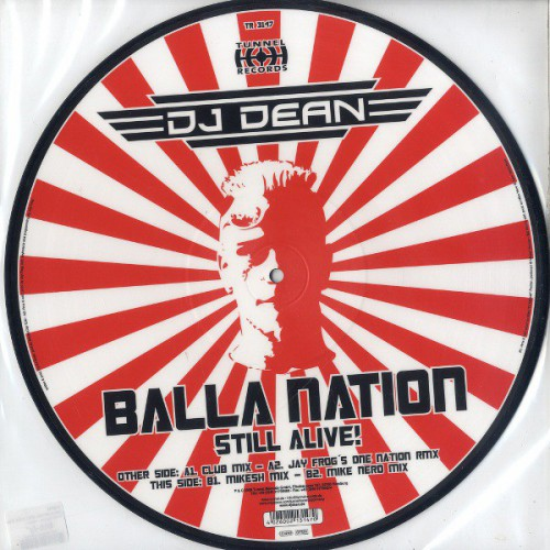 Dj Dean - Ballanation Still Alive