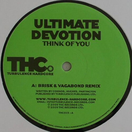 Ultimate Devotion - Think Of You
