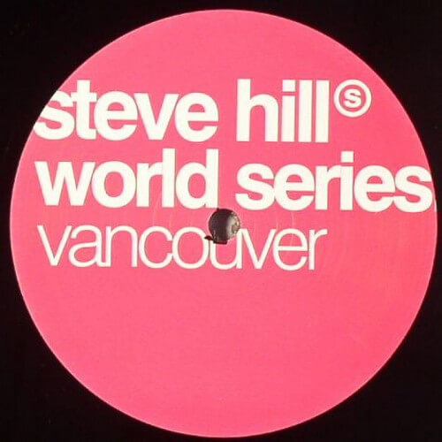 Steve Hill World Series - Vancouver