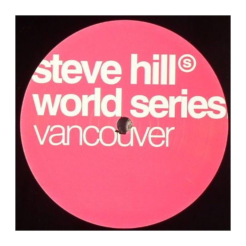 Steve Hill World Series - Vancouver