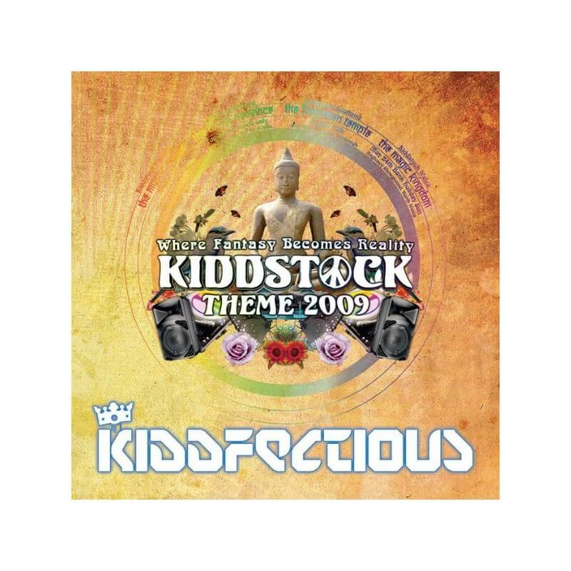 Alex Kidd vs Kidd Kaos - Kiddstock Theme 09