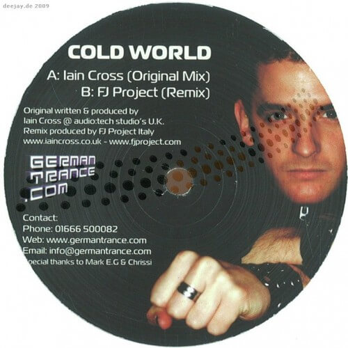 Ian Cross - Cold World
