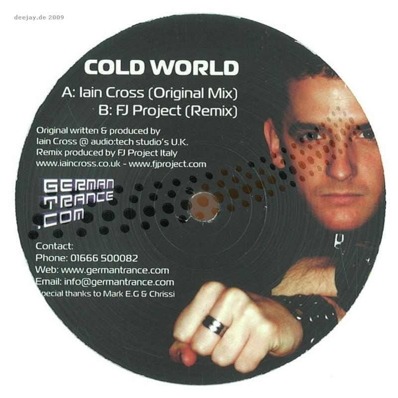 Ian Cross - Cold World