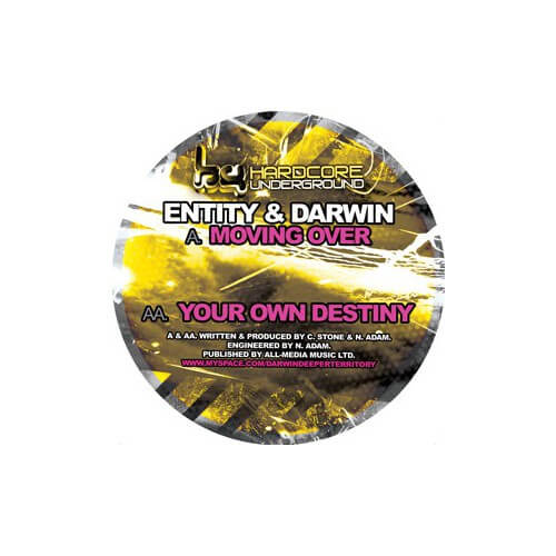 Entity & Darwin - Moving Over