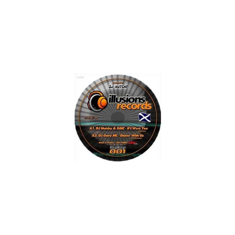 Dj Hutchy pres Illusion Records 001