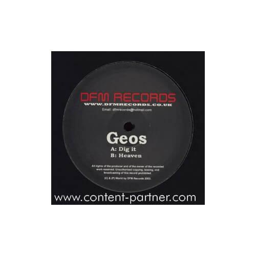 Geos - Dig it/heaven