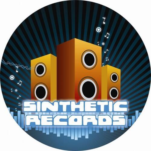 Pareja Patinadores Sinthetic Records