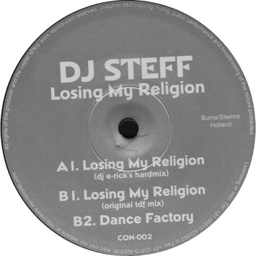 Dj Steff - Loosing My Religion
