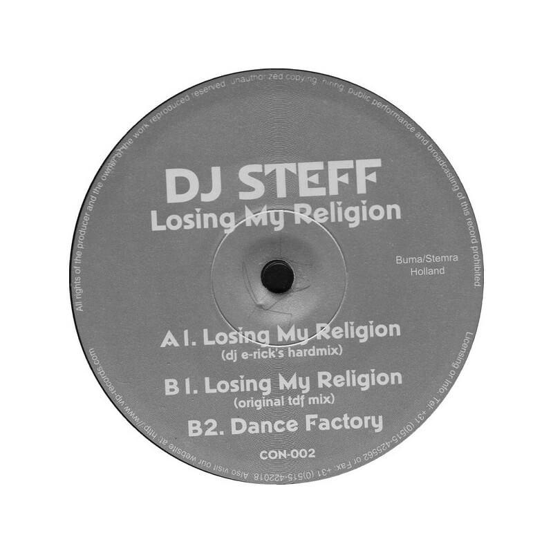 Dj Steff - Loosing My Religion