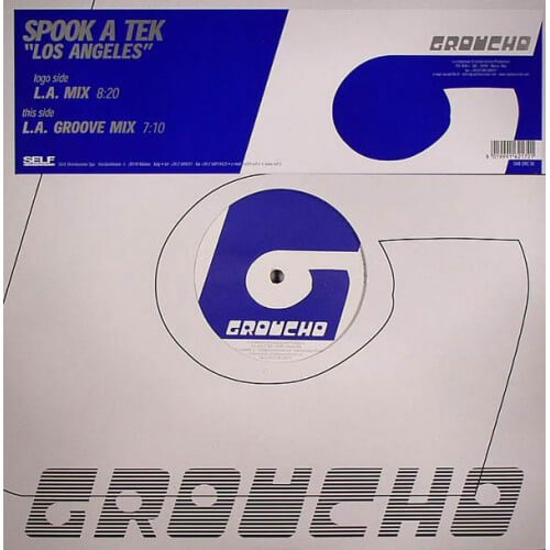 Spook A Tek - Los Angeles
