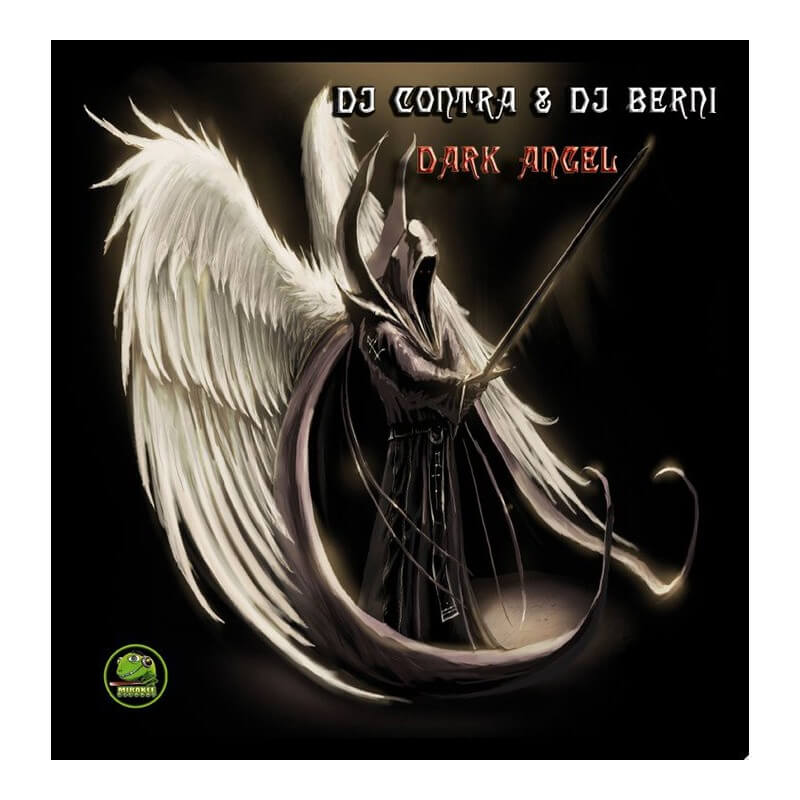 Dj Contra & Dj Berni - Dark Angel - Sinthetic Records