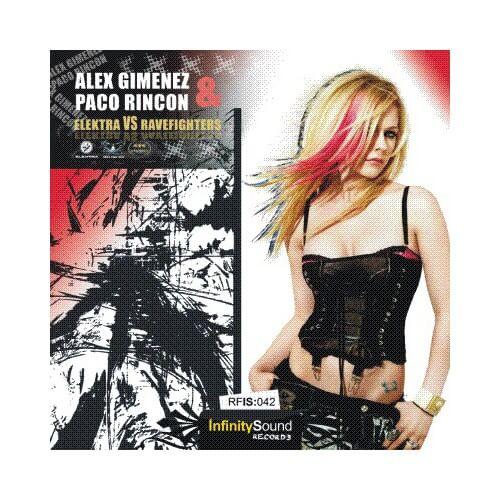 Alex Gimenez & Paco Rincon - Elektra Vs Ravefighters