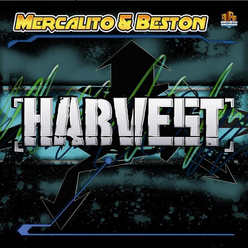 Mercalito & Beston - Harvest
