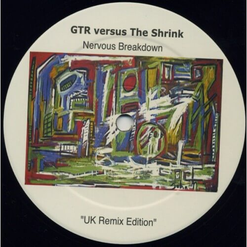GTR vs The Shrink