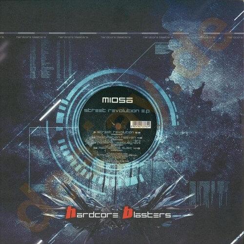 Miosa - Street Revolution EP