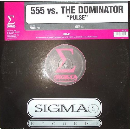 555 vs The dominator - Pulse
