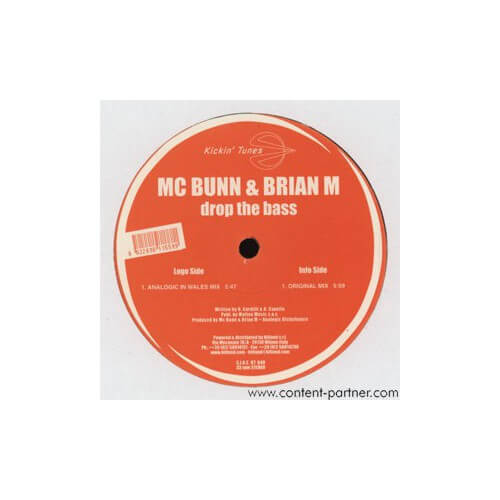 mc bunn & brian m - drop the bass