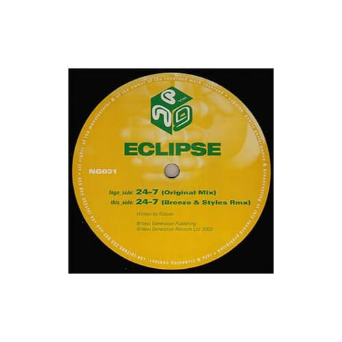 Eclipse - 24-7