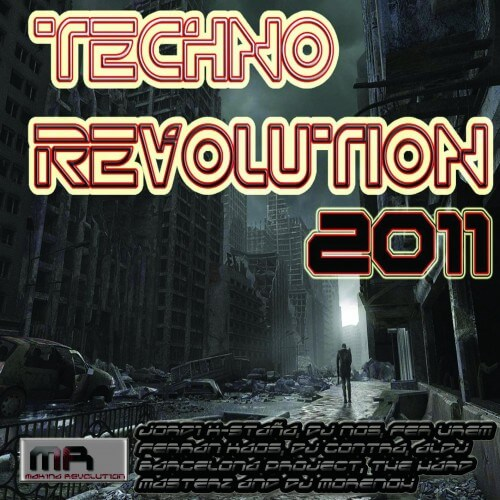 Techno Revolution 2011 (CD)