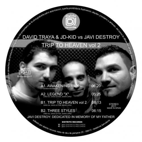 Trip To Heaven Vol.2 by Javi Destroy