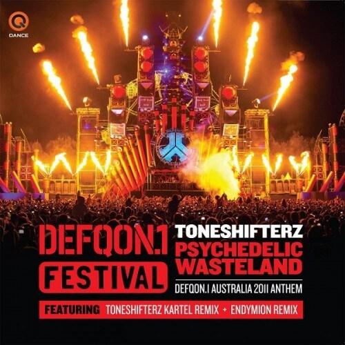 Toneshifterz - Psychedelic Wasteland