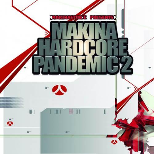 Makina Hardcore Pandemic 2 (CD)