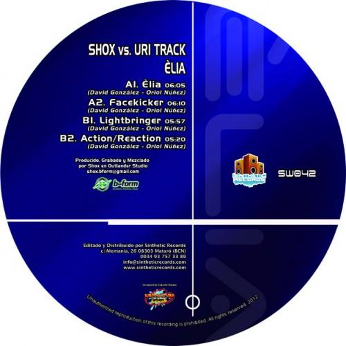 Shox vs Uri Track - Èlia