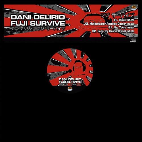 Dani Delirio - Fuji Survive
