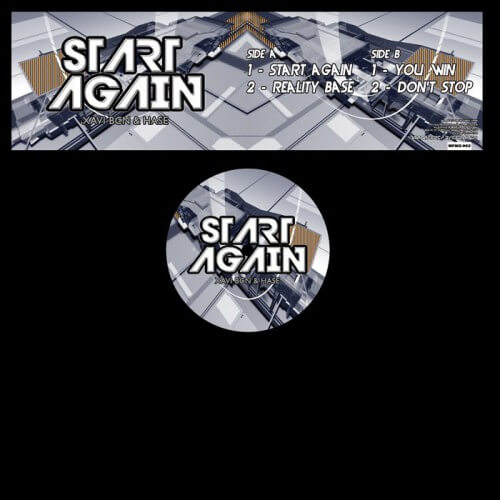 Xavi BCN & Hase - Start Again