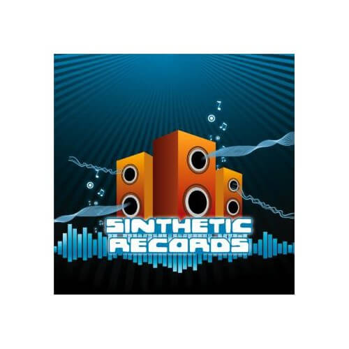 Pack 5 Discos Sinthetic Records