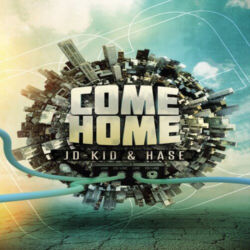 jD-KiD & Hase - Come Home ( CD )