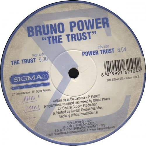 Bruno Power - The Trust