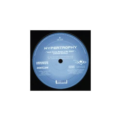 Hypertrophy - Just Come Back 2 Me