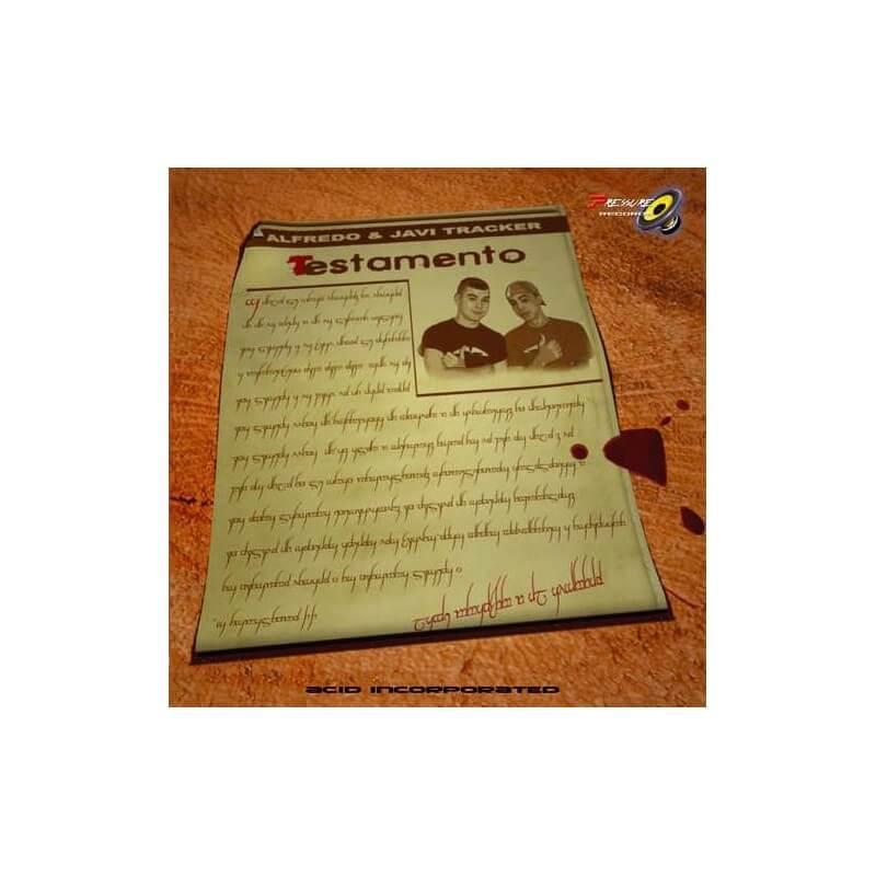 Al-Fredo & Javi Tracker - Testamento