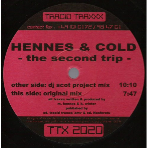 Hennes & Cold - Second Trip