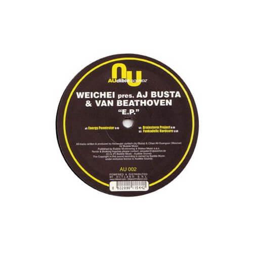 Weichei pres AJ Busta & Van Beathoven EP