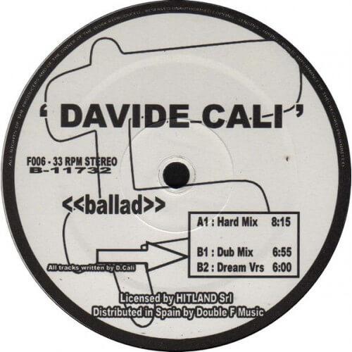 Davide Cali - Ballad
