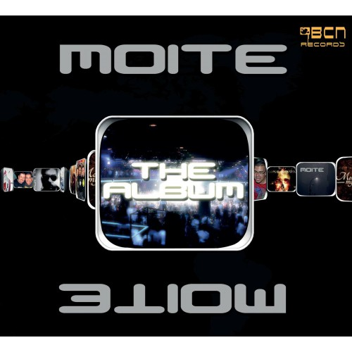 Moite - The Album ( CD )