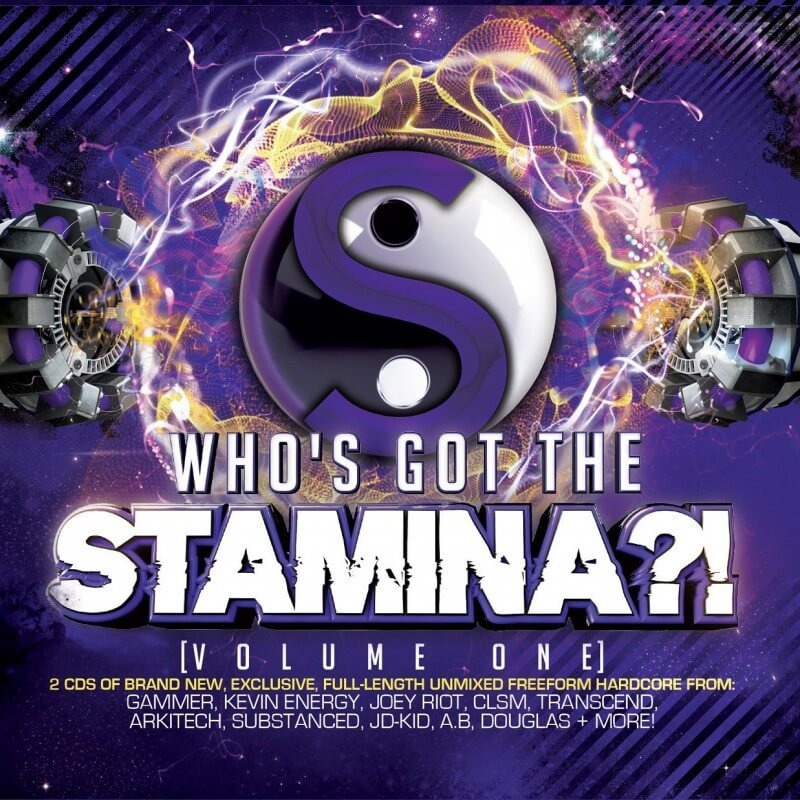 Who's Got The Stamina Vol.1 (2 CD's)