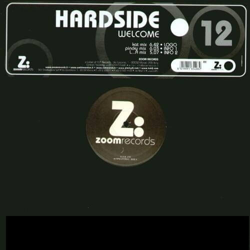 Hardside - Welcome