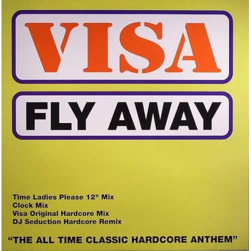 Visa - Fly Away