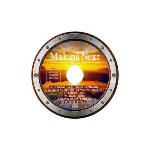 Makina Next Vol.1 (CD)