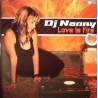 Dj Nanny - Love Is Fire