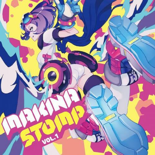 Makinastomp Vol.1 (CD)