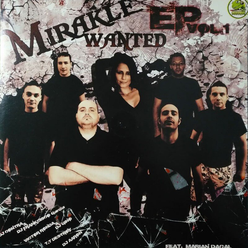 Mirakle Wanted Ep Vol.1