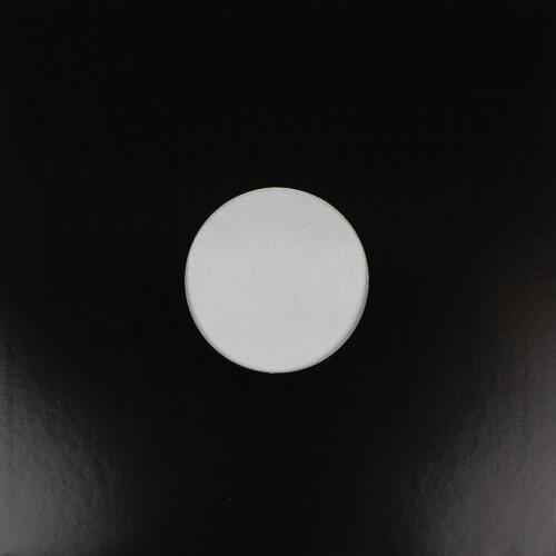 Carpetas Genericas de Carton Negro Para Discos de Vinilo LP