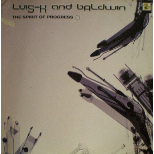 Luis-K and Baldwin - The Spirit of Progress