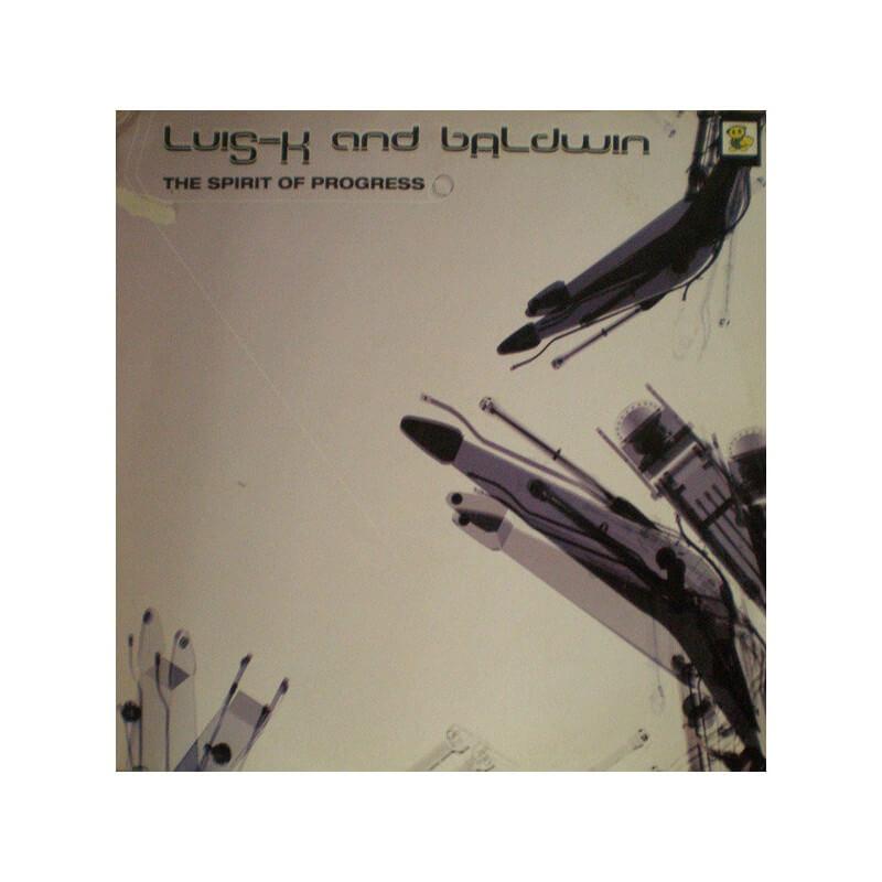 luis k and baldwin the spirit of progress sinthetic records